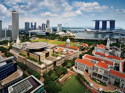 By William Cho. - Overview of Marina Bay Sands with its neighboring attractions..., CC BY-SA 2.0, https://commons.wikimedia.org/w/index.php?curid=17533479