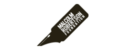 Malcolm Robertson Logo