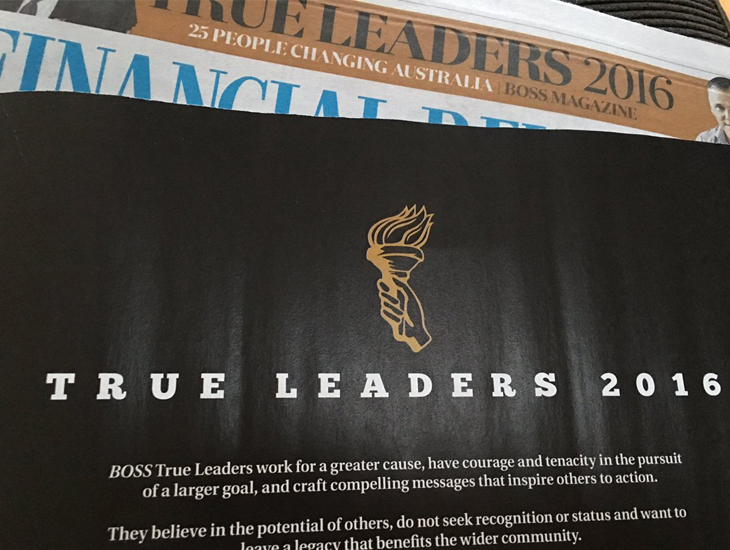 AFR True Leaders 2016