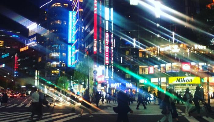 image: Baden Pailthorpe, 2016 resident to Tokyo