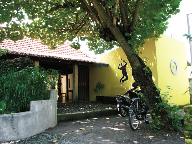 Cemeti Art House in Yogyakarta