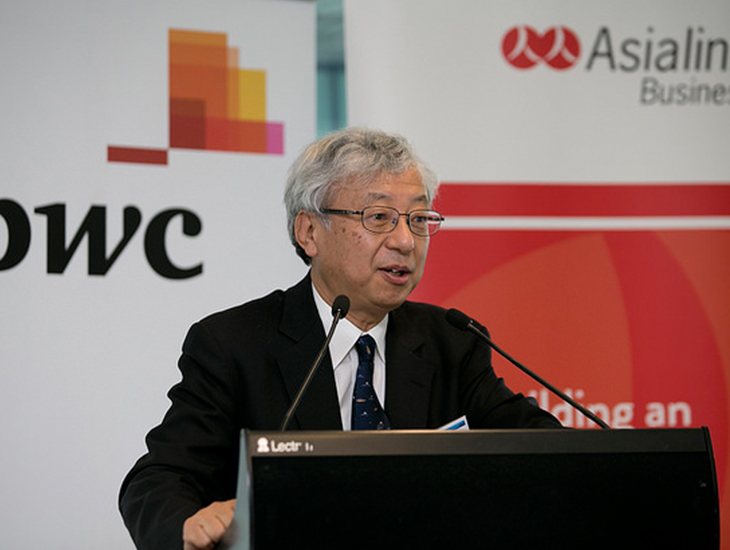 Dr Motoshige Itoh