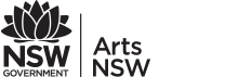 Arts NSW logo