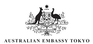 Australian embassy Japan logo