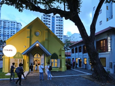 Objectifs, Singapore