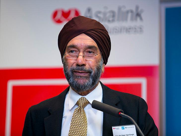 Tan Sri Dato' Ajit Singh