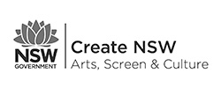 NSW Government - Create NSW; Arts, Screen & Culture