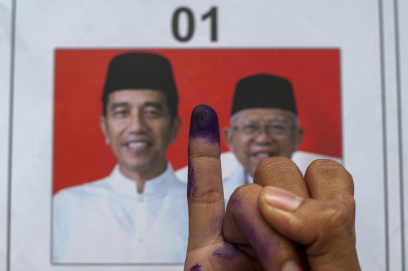 IndonesiaElectionJokoWidodoPoliticsGetty