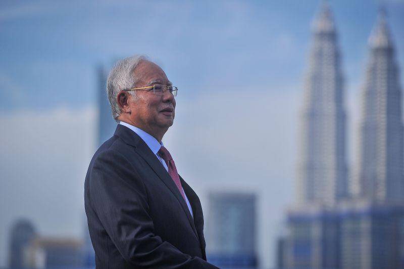Najib Tun Razak 2018