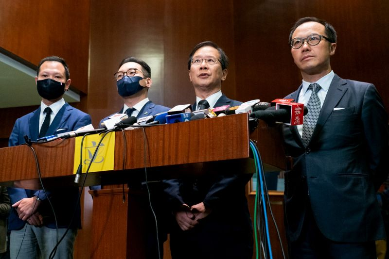 Disqualified legislators