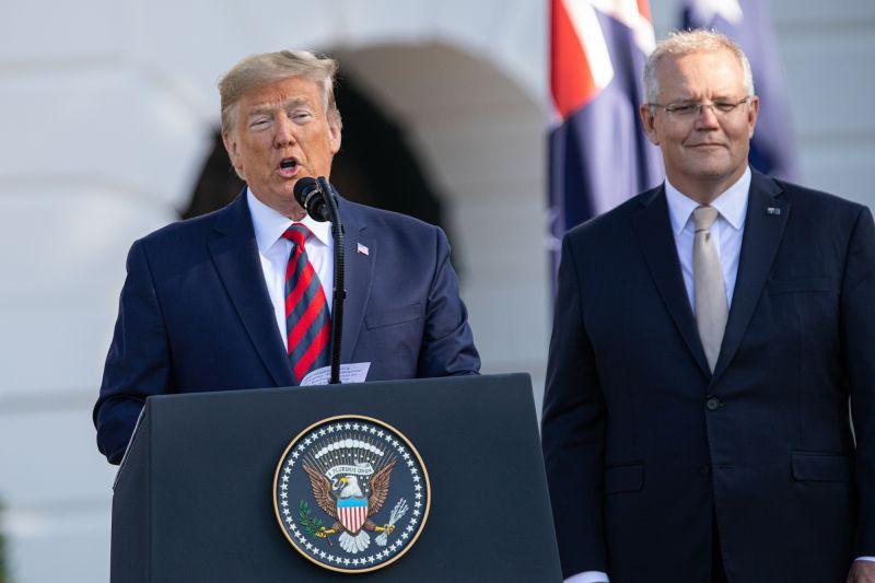 Morrison Trump