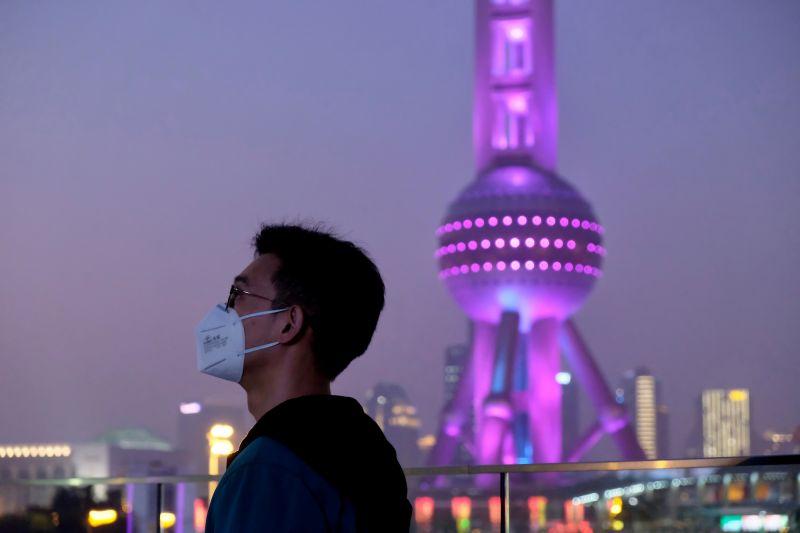 Shanghai February 2020