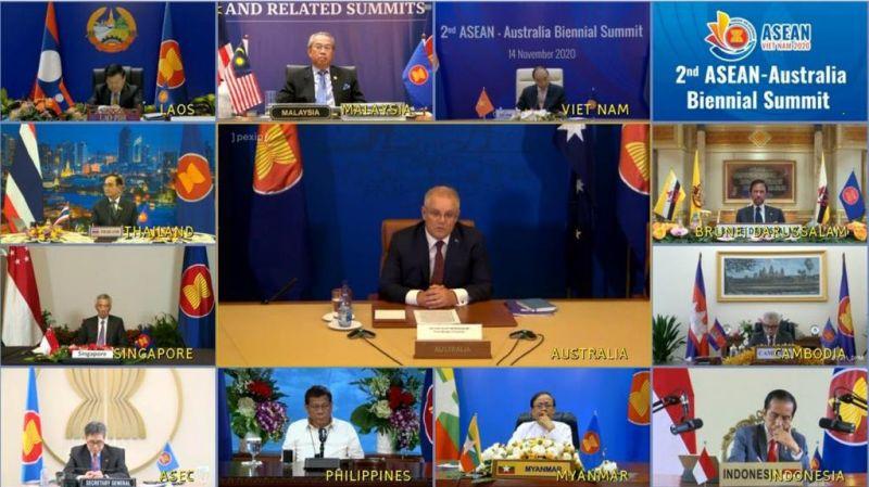 Aus-ASEAN meeting
