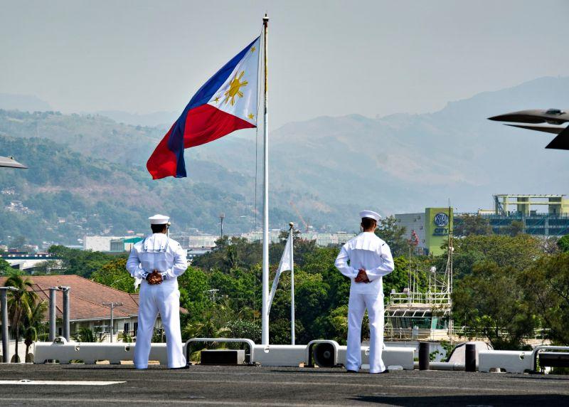 US Navy, Philippines