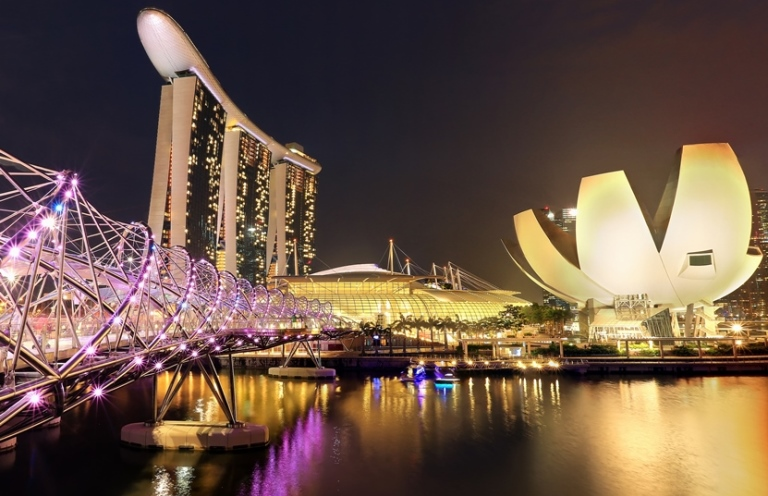 Singapore_Liveable and Sustainable