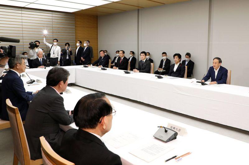 COVID taskforce, Japan