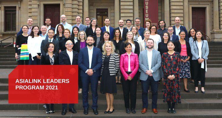 Asialink leaders program 2021