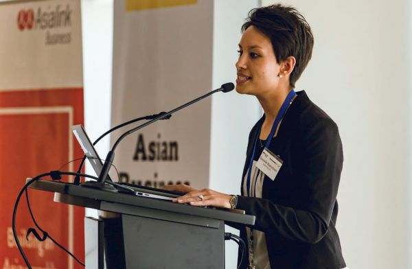 Danielle Rajendram from the Asialink Business research team