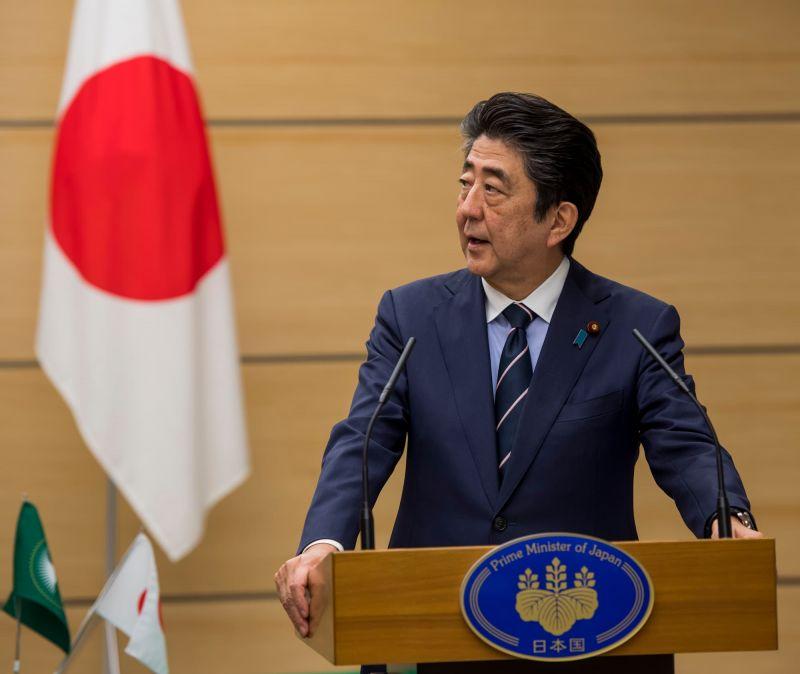 Former PM Shinzo Abe