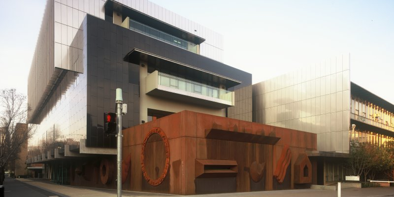 Asialink, Sidney Myer Asia Building, The University of Melbourne
