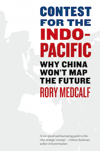 Contest for the Indo-Pacific cover