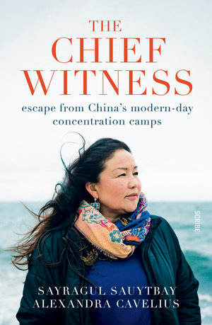 the chief witness cover