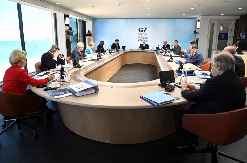 G7 health meeting