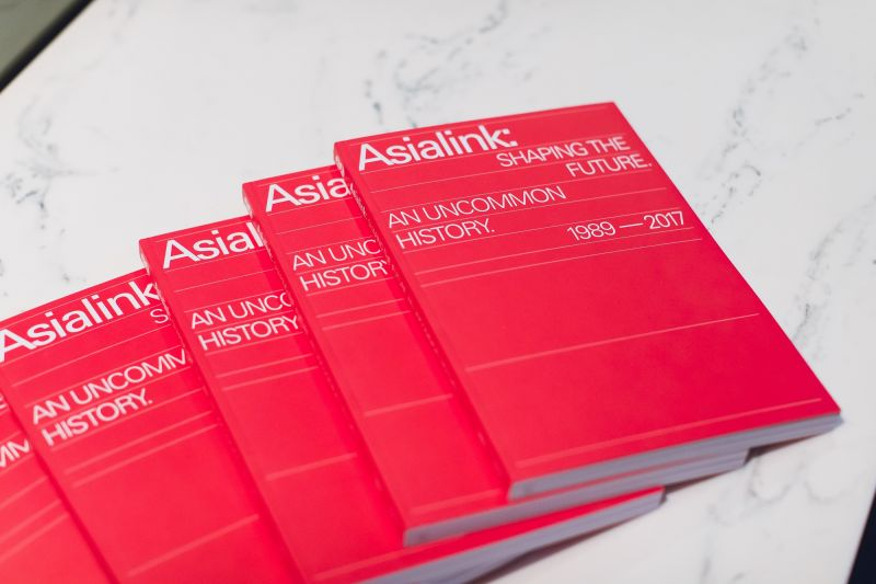 Asialink History