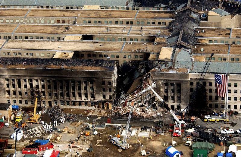 Pentagon, 9/11