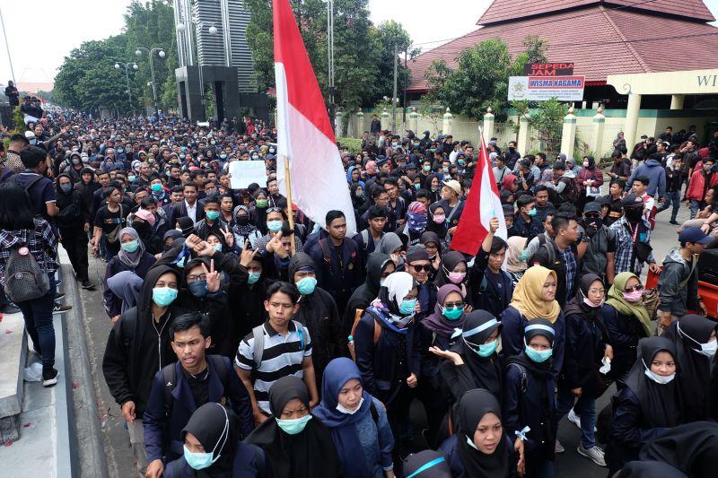 Indo Demonstration