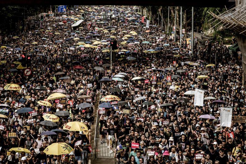 HK protest