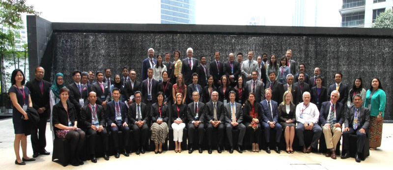 Participants of the 12th AANZ Dialogue