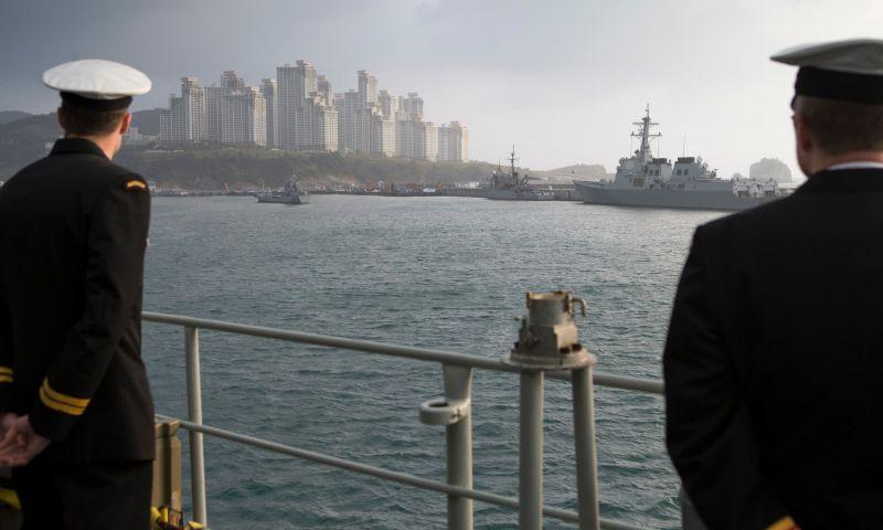 Navy, Busan