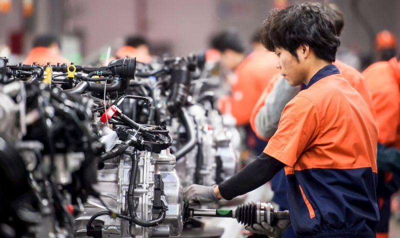 Linhai, Zhejiang factory