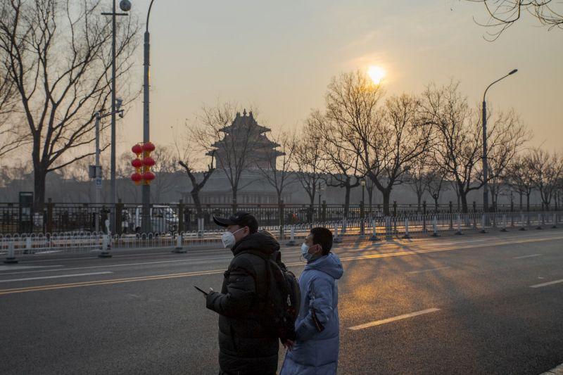 Beijing masks