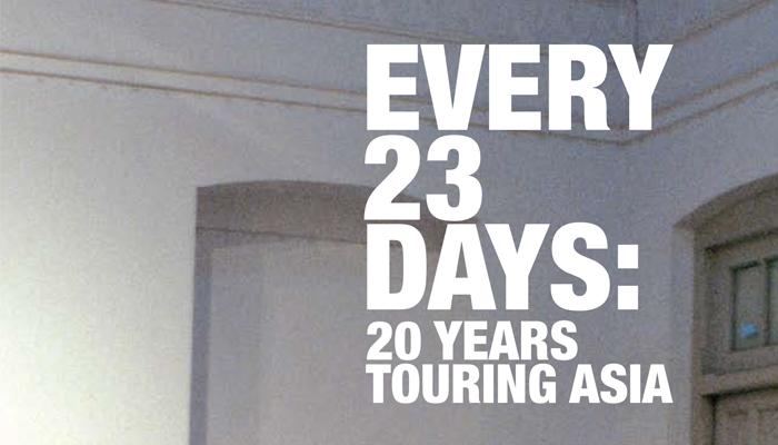 Every 23 Days