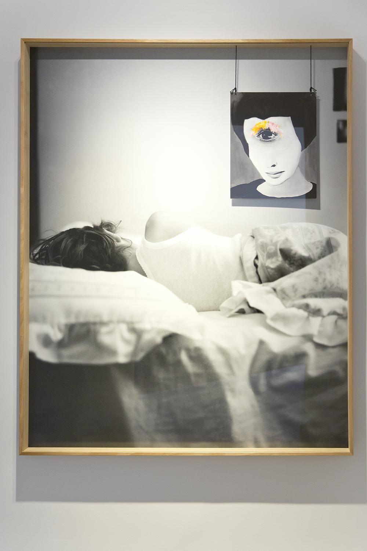 Veronica Kent, 'Cloak', digital print, framed.  Courtesy of the artist and Sarah Scout Presents, Melbourne