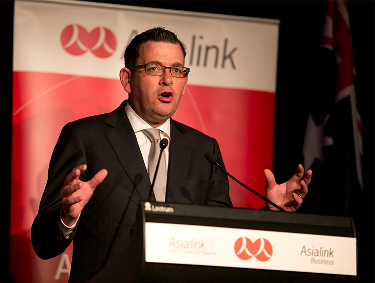 The Hon. Daniel Andrews MP