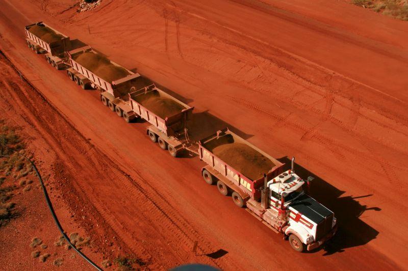 Iron Ore truck, Pilbara